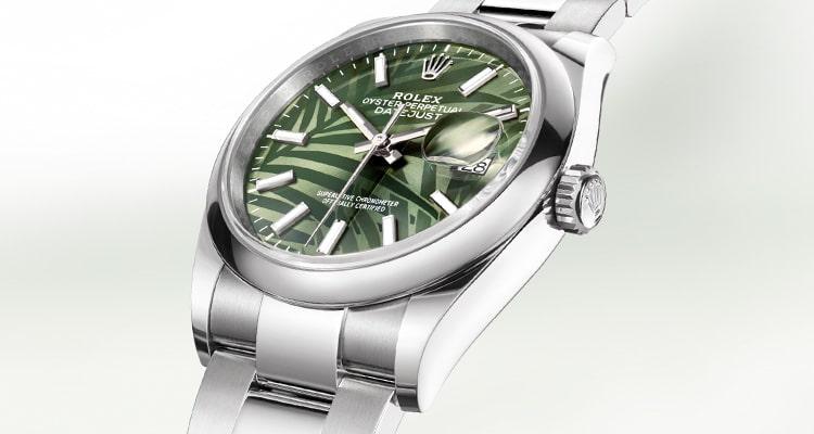 Banner นาฬิกา Rolex Datejust - Pendulum