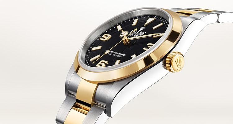 Banner นาฬิกา Rolex Explorer - Pendulum