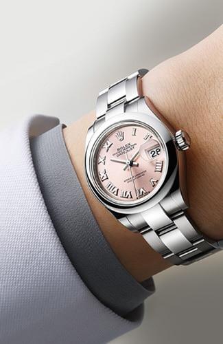 นาฬิกา Rolex สุภาพสตรี - Pendulum